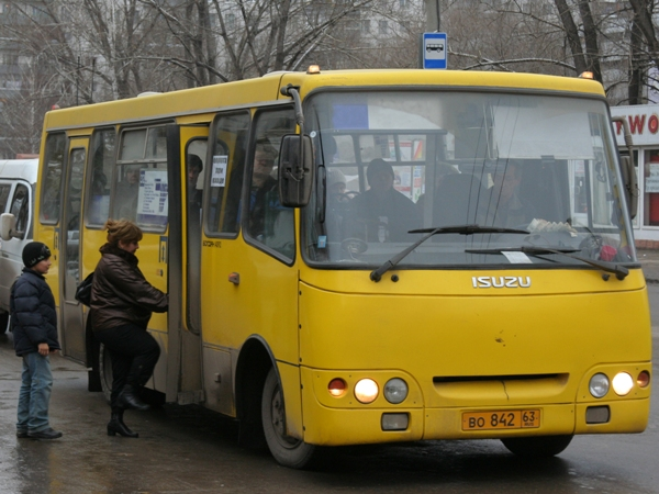 Самарская область получит 300 млн рублей на внедрение «умной» транспортной системы