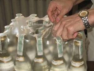 Под Самарой обнаружили около 280 тонн контрафактного алкоголя