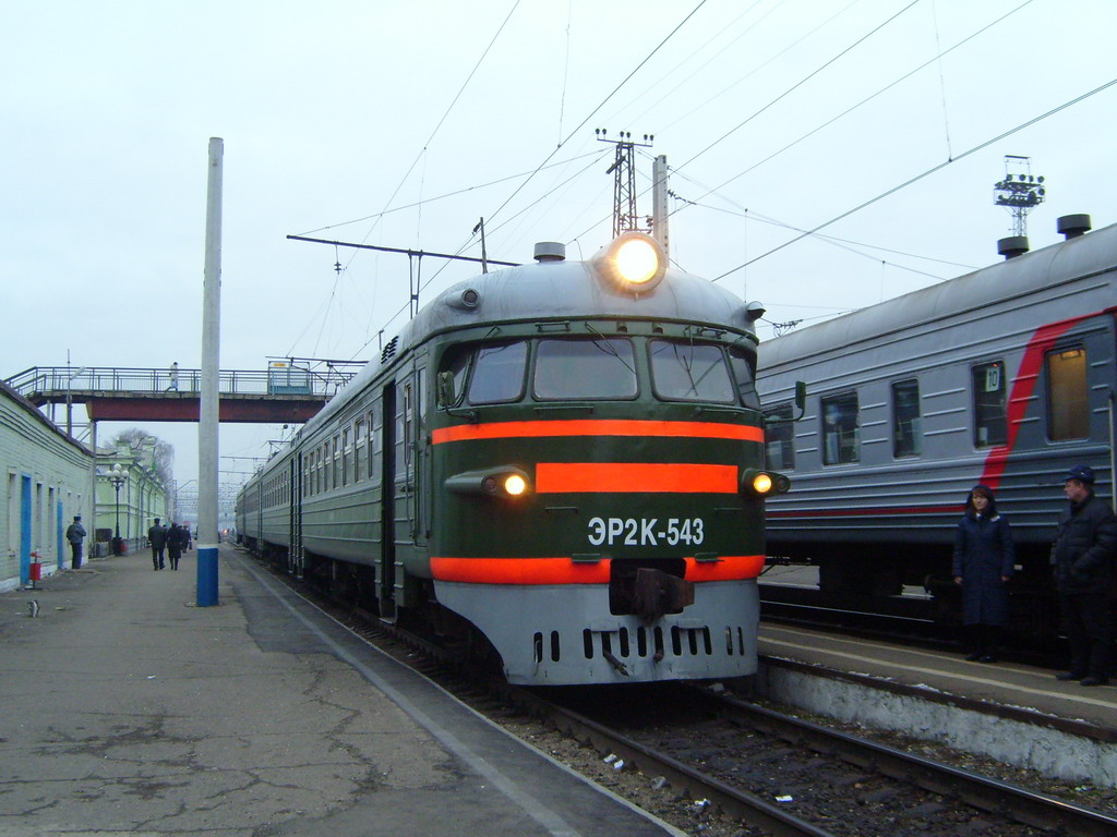 В Самарской области изменится расписание движения поездов до Москвы
