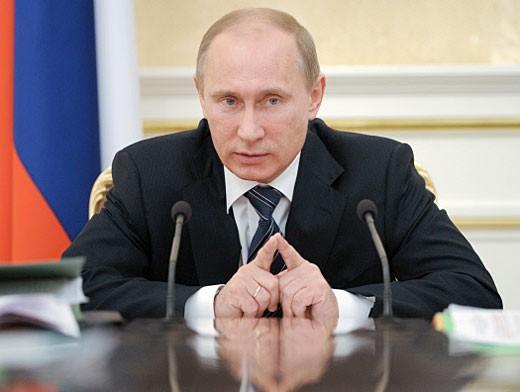 Калининградцы впервый раз увидят новогоднее обращение В. Путина в 00:00 по здешнему времени