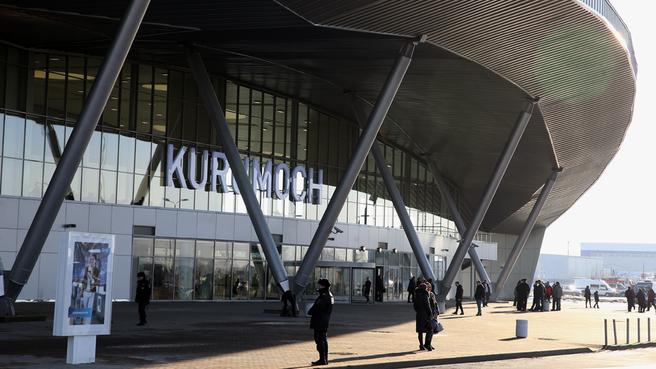 Путин присвоил аэропорту Курумоч имя Сергея Королева