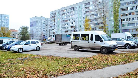 Тольяттинские автостоянки облагородят