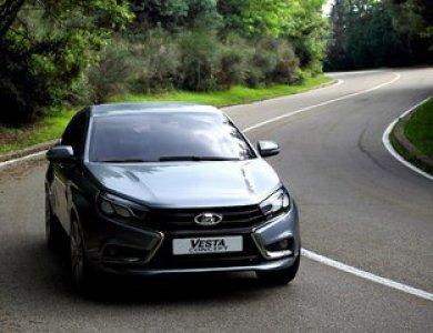 LADA Vesta — один из самых продаваемых автомобилей в России