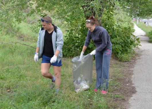 Сегодня тольяттинцы приступят к уборке и благоустройству своего города