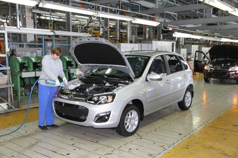 В этом году с АвтоВАЗа ушли 6 тысяч работников