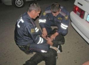 В Тольятти задержан очередной нетрезвый водитель