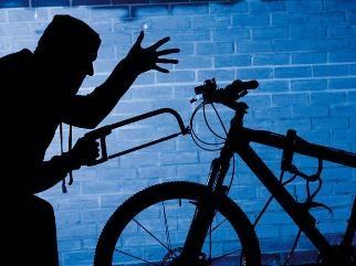 Тольяттинского вора выдал розовый велосипед