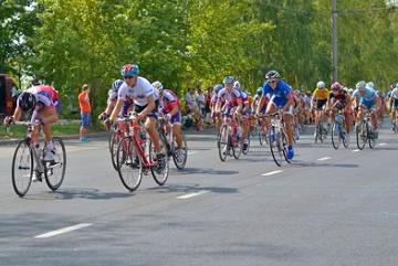 Тольяттинские велогонщики приняли участие во всероссийских соревнованиях