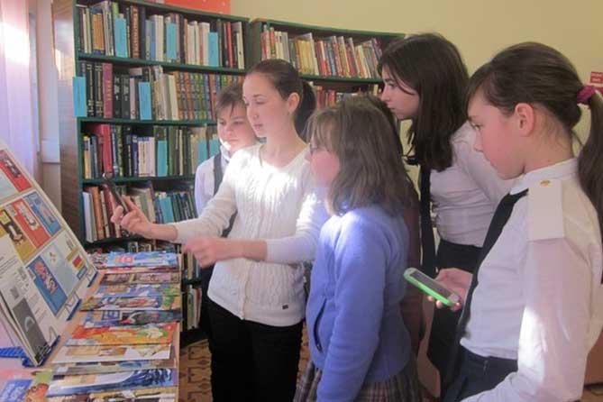 Тольяттинская библиотека соберет умников и умниц
