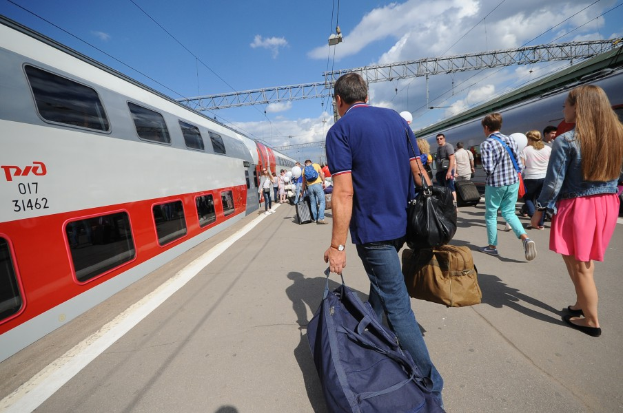 В Самарской области открываются железнодорожные туристические маршруты