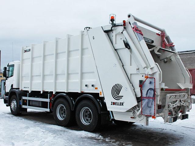 Регоператор по сбору мусора не собирается прекращать работу в Самарской области