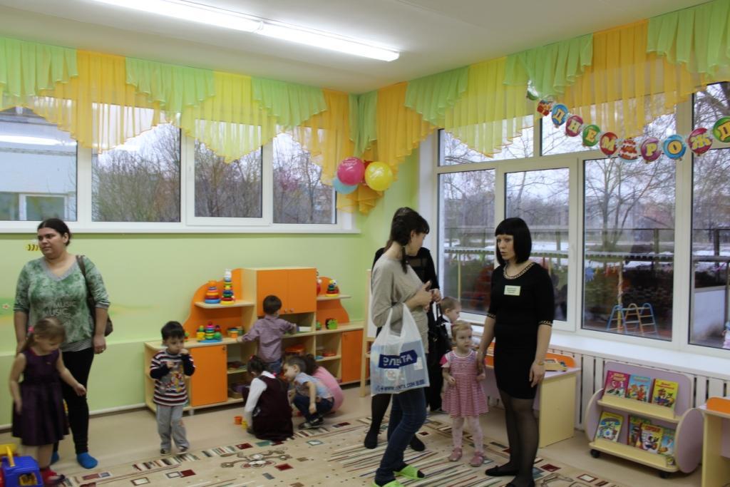 Сегодня в Тольятти распределят места в детских садах