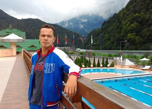 Пловец из Тольятти завоевал 4 медали на чемпионате России