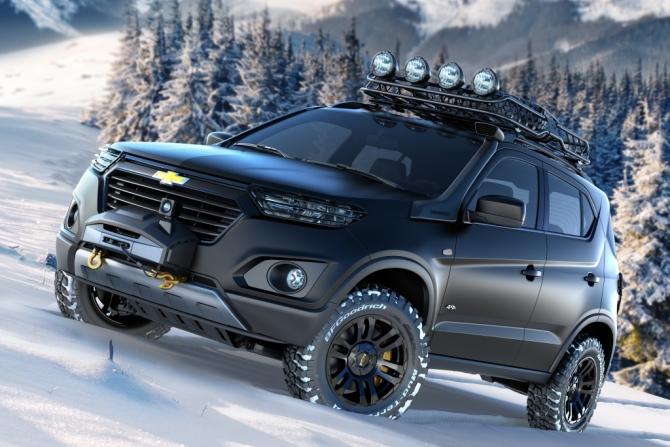 Сбербанк сделал оферту по кредиту на производство Chevrolet Niva нового поколения