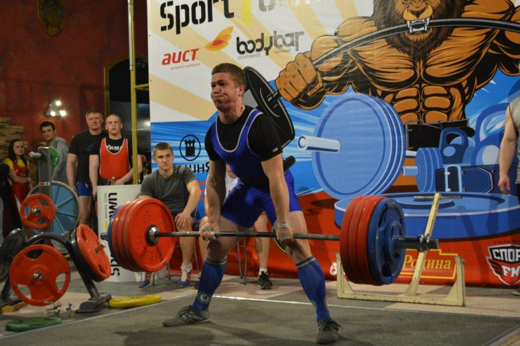 Силачи из Тольятти стали чемпионами Европы
