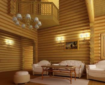 Электрика в деревянном доме
