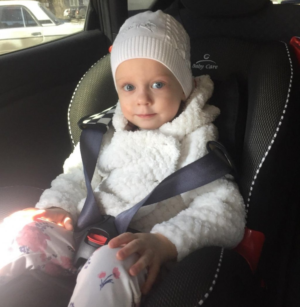 Не все тольяттинские автовладельцы заботятся о безопасности детей