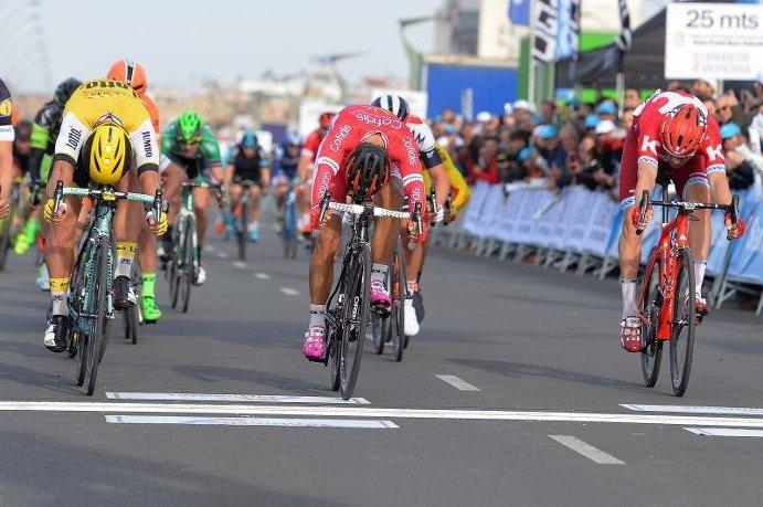 Тольяттинский велогонщик примет участие в классической гонке «Париж – Рубэ».
