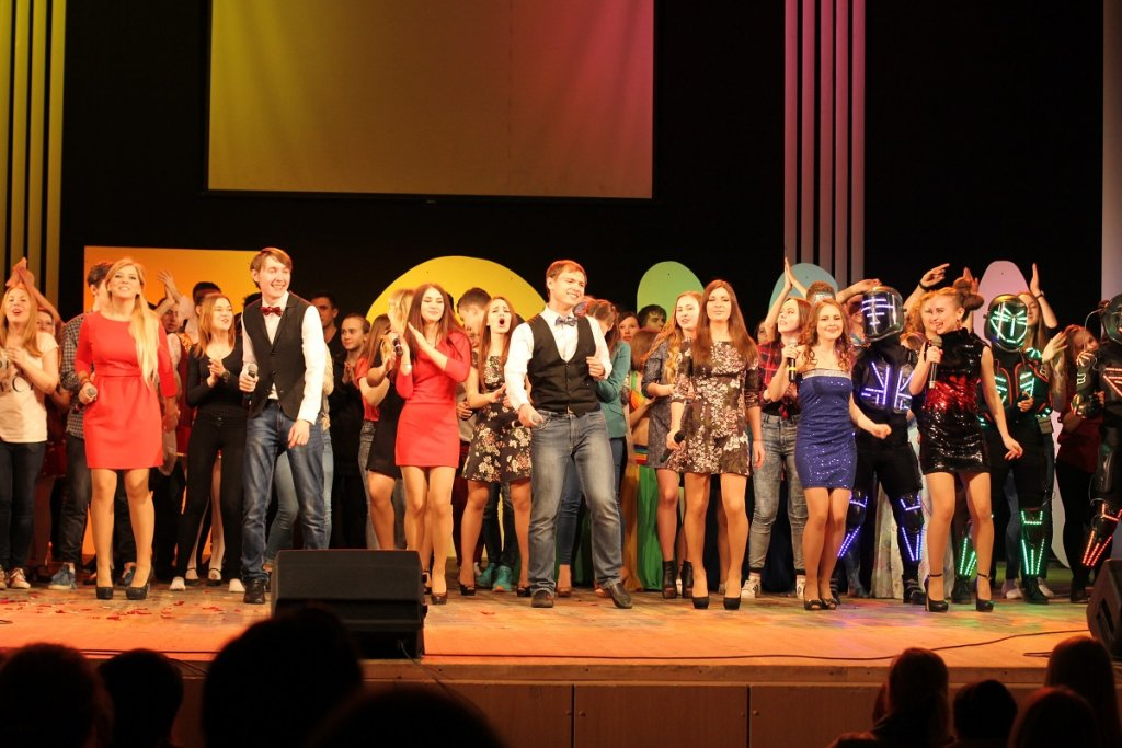ПВГУС провел гала-концерт фестиваля «Студенческая весна – 2016».