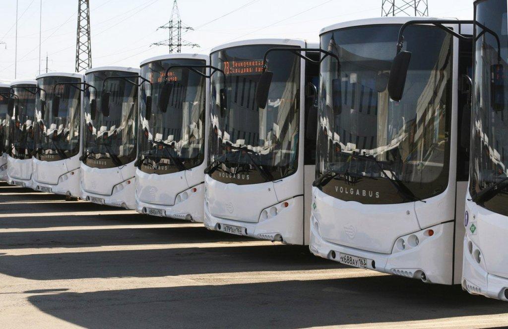 В Тольятти изменят работу пассажирского транспорта в выходные