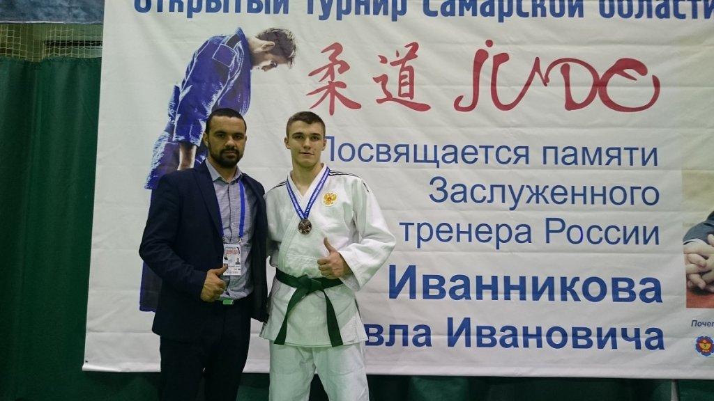 Дзюдоисты из Жигулевска отличились на областных соревнованиях