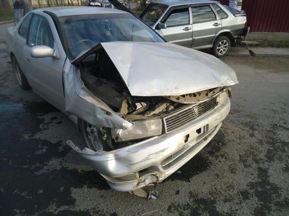 Тольяттинец спровоцировал аварию и угодил в больницу