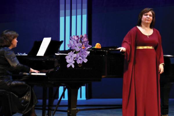 «Время сирени» наступает в Тольяттинской филармонии
