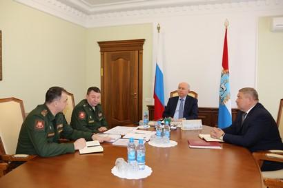 В Самарской области могут построить логистический центр министерства обороны
