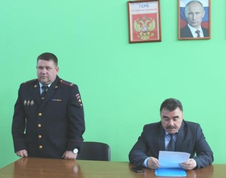 В тольяттинском отделе полиции №22 новый руководитель