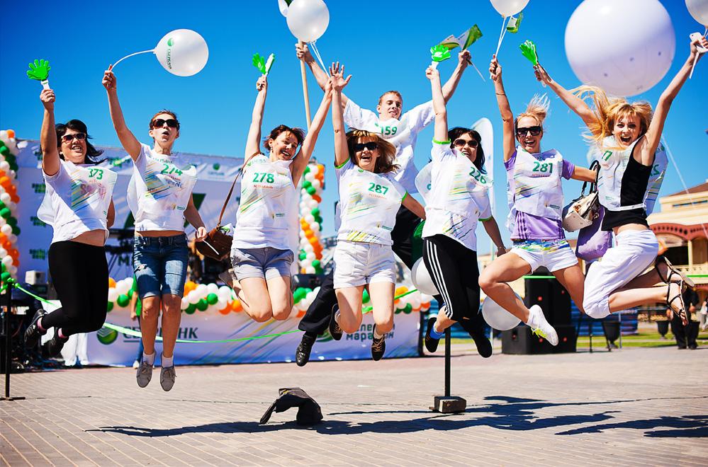 Жители Поволжья голосуют за социальные акции  в рамках «Зеленого марафона»