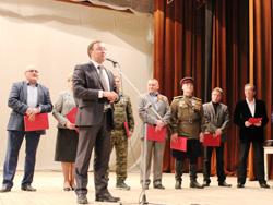 В Тольятти прошел фестиваль патриотической песни «Знамя Победы»