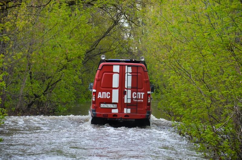 Тольяттинцев предупреждают о паводке