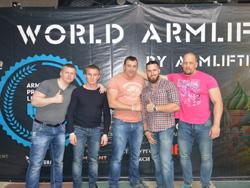 Тольяттинцы отлично показали себя на чемпионате мира по армлифтингу