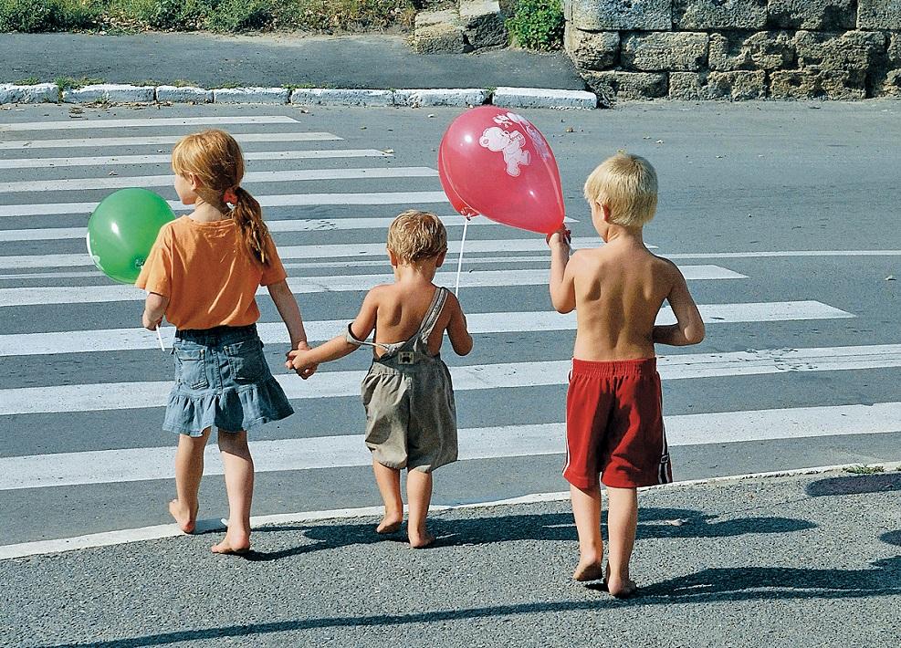 На дорогах Тольятти снова сбивают детей