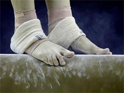 Тольяттинская гимнастка выступила на XVI Международных соревнованиях «Кубок Александра Дитятина»