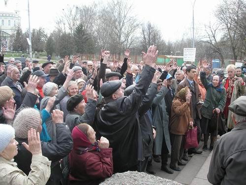 Тольяттинцы выйдут на митинг за строительство школы