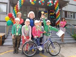 В Тольятти состоялся городской конкурс «Зеленый огонек»