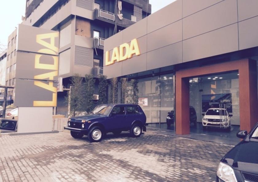 LADA вернулась в Бейрут
