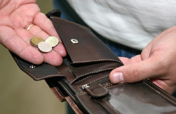 В России зафиксирован рост уровня бедности