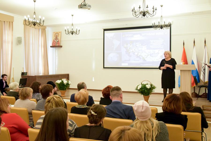 В Тольятти открылся виртуальный филиал Русского музея