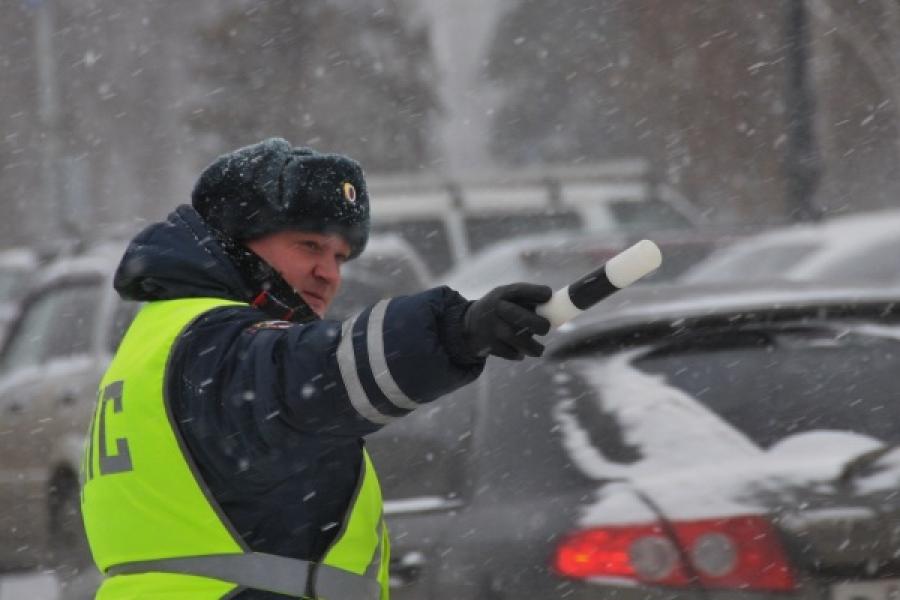 В феврале ГИБДД проведет 9 специальных рейдов на дорогах Тольятти