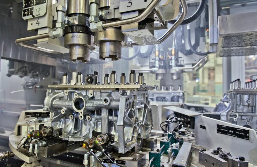 АВТОВАЗ локализовал двигатель Renault-Nissan HR16