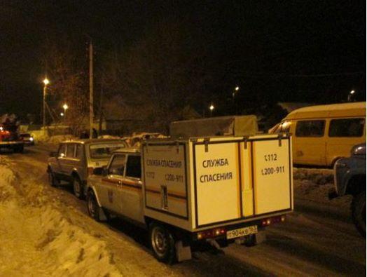 Сегодня ночью спасатели вытащили из огня пожилую тольяттинку