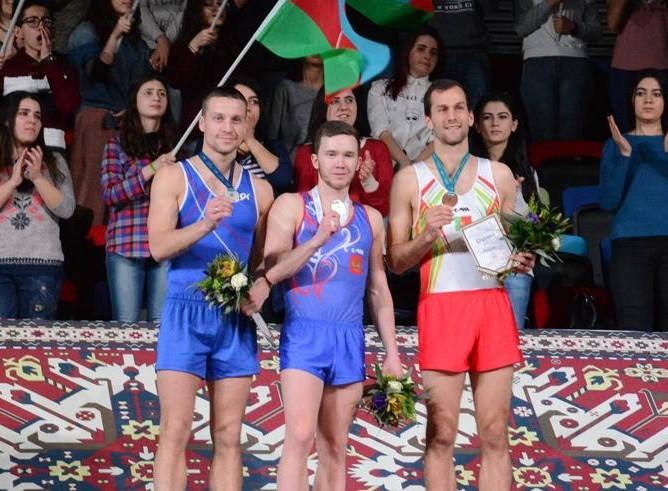 Тольяттинец Михаил Мельник выиграл этап Кубка Мира!