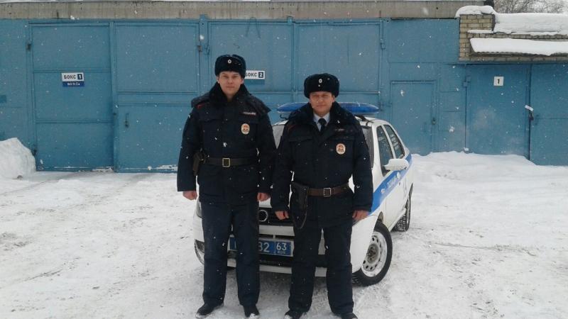 В Тольятти сотрудники патрульно-постовой службы задержали местного жителя с марихуаной