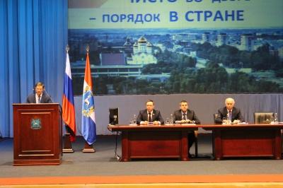 Глава региона встретился с общественным активом жителей Тольятти