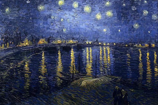 Тольяттинцы увидят 70 репродукций работ Ван Гога