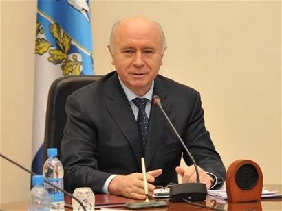 Интервью Николая Меркушкина покажут в эфире пяти региональных телеканалов