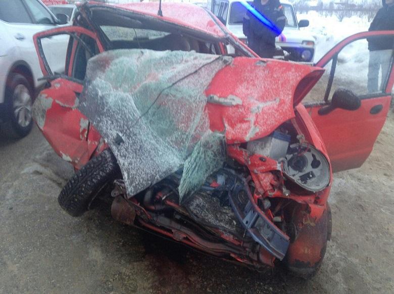 В серьезном ДТП между Приморским и Подстепками пострадала девушка