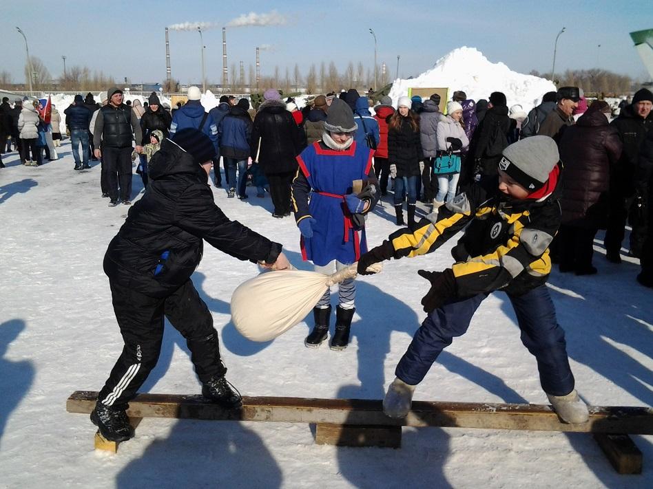 Парковый комплекс им. К.Г. Сахарова приглашает на празднование «Дня Защитника Отечества»